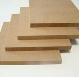 文安刨花板生产